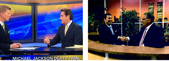 Our attorneys have been interviewed on local and cable television.